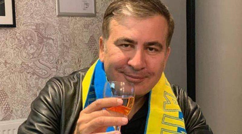 Саакашвілі не має підстав для законного в'їзду в Україну