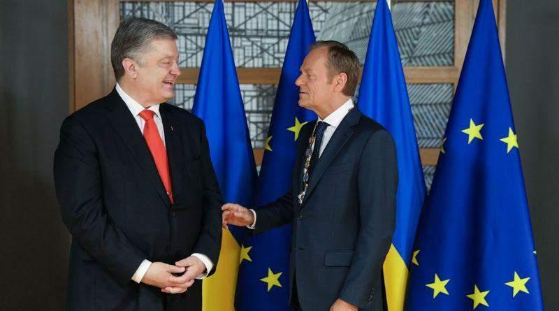 Робочий візит Президента України до Брюсселя (фото, відео)