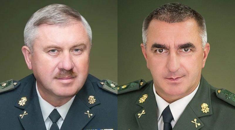 Президент звільнив командувача Національної Гвардії України