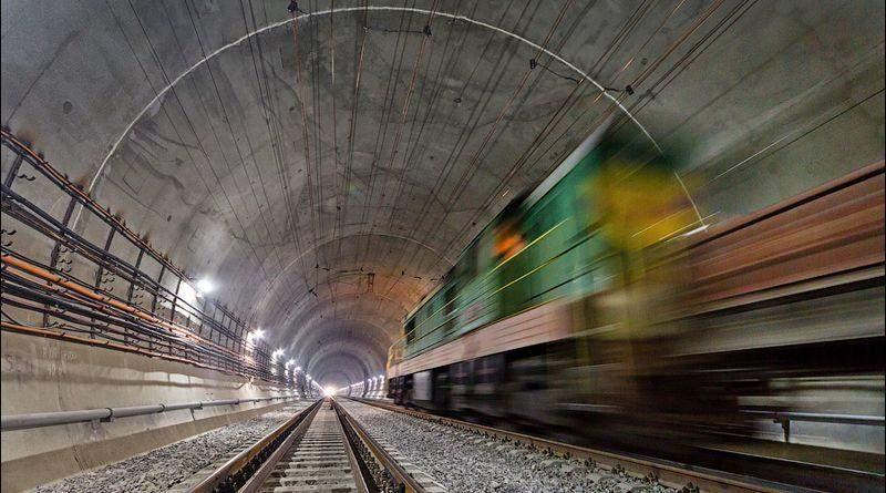 Бескидський тунель – рік роботи (відео)