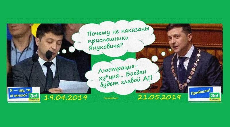 """Зеленський заявив, що поліція розслідує причини затримання пікетувальників проти нього в Рівному: """"Критики не боюся"""" - Цензор.НЕТ 652"""