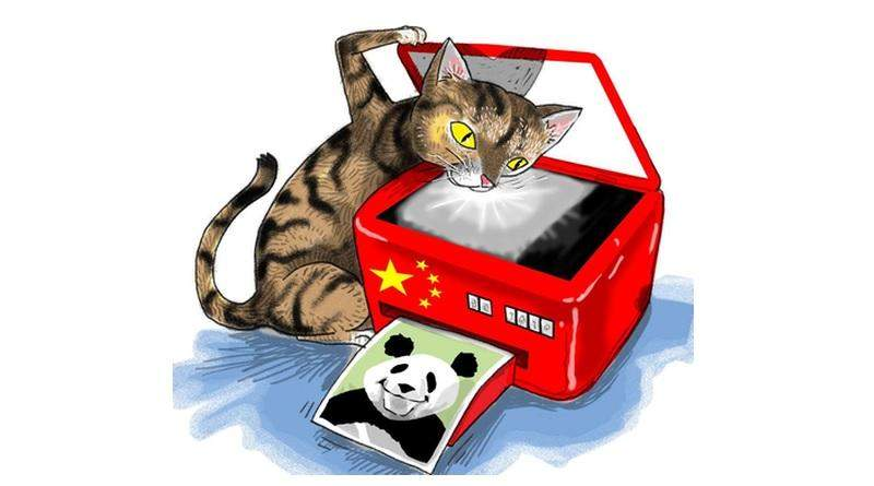 Життя в світі китайських копій