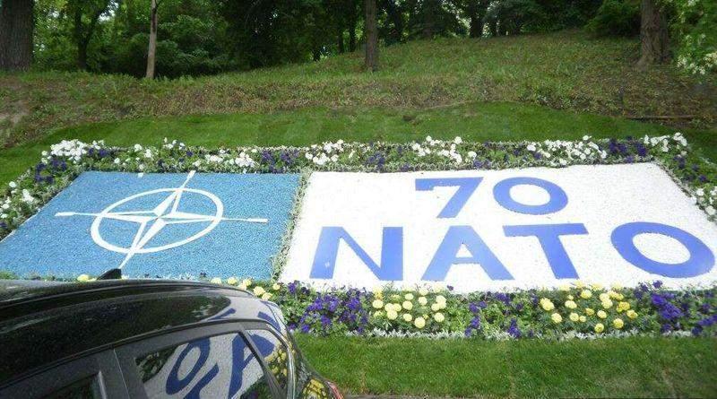 У Києві відбулося святкування 70-річчя НАТО (фото)