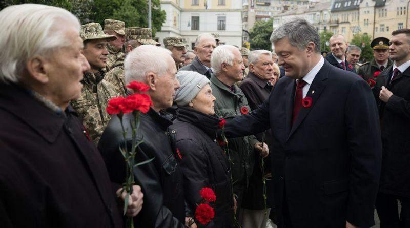 Вічна пам'ять і шана загиблим у роки Другої світової війни (звернення Президента України, фото, відео)