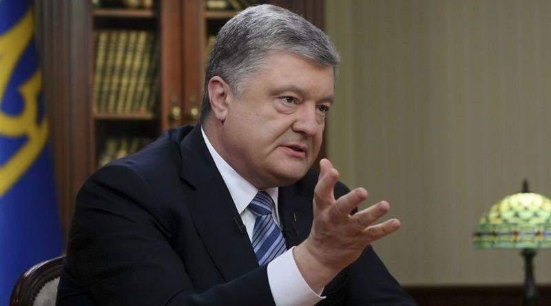 Петро Порошенко дав інтерв'ю німецькому виданню Die Welt (фото)