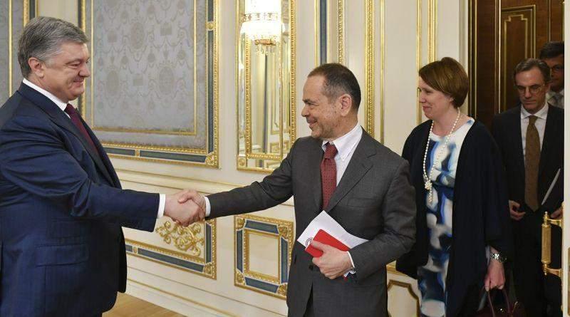Президент України зустрівся з послами країн Великої сімки та Європейського Союзу (фото, відео)