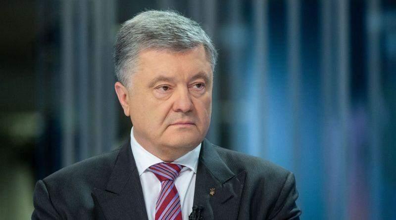 Президент України Петро Порошенко дав інтерв'ю виданню POLITICO