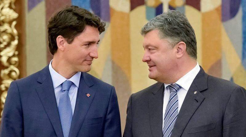Президент України провів телефонну розмову з Прем'єр-міністром Канади