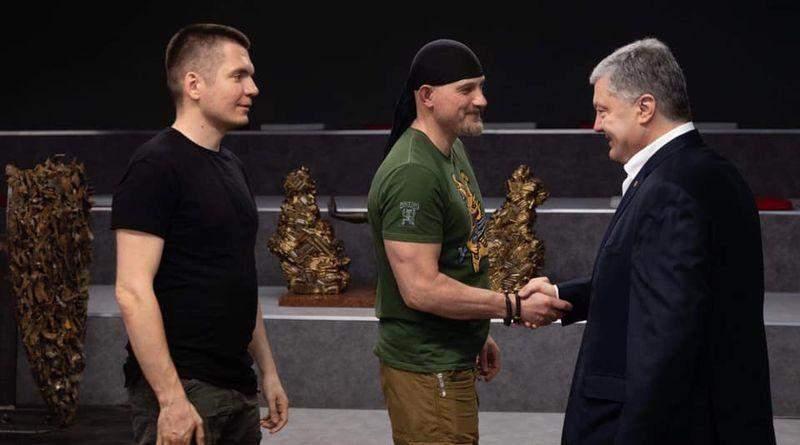 Петро Порошенко передав 1 мільйон 752 тисячі гривень на потреби української армії (фото)