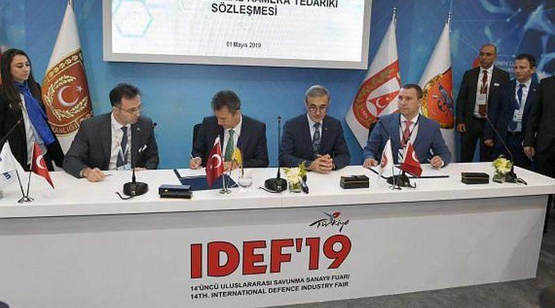 Українська делегація взяла участь у Міжнародній виставці оборонної промисловості «IDEF 2019» (фото)