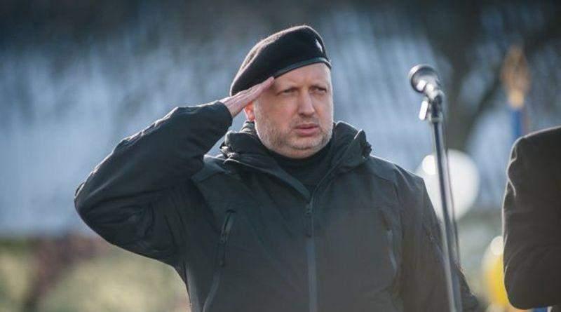Секретар РНБО України Олександр Турчинов подав у відставку