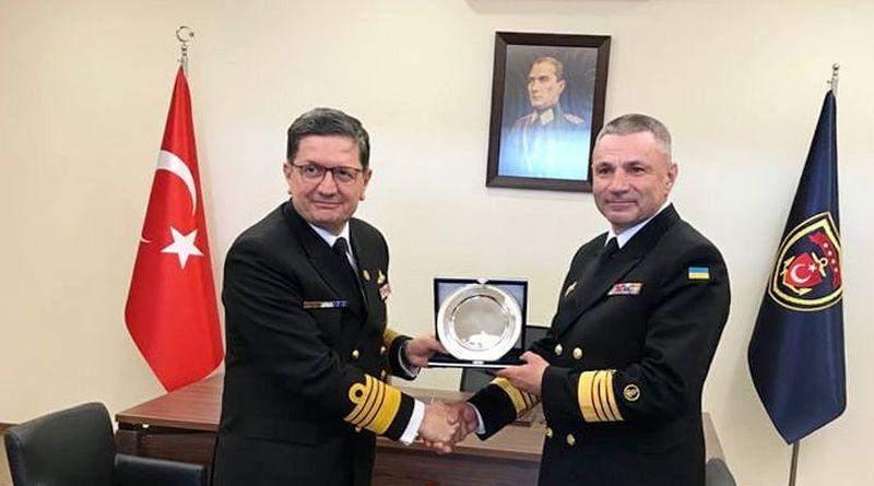 У Стамбулі відбулась зустріч командувачів ВМС ЗС України та ВМС Турецької Республіки