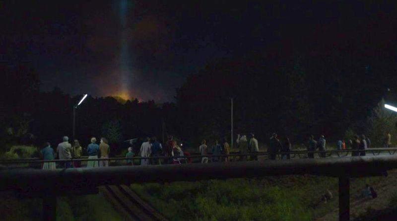 Под впечатлением от сериала «Чернобыль»