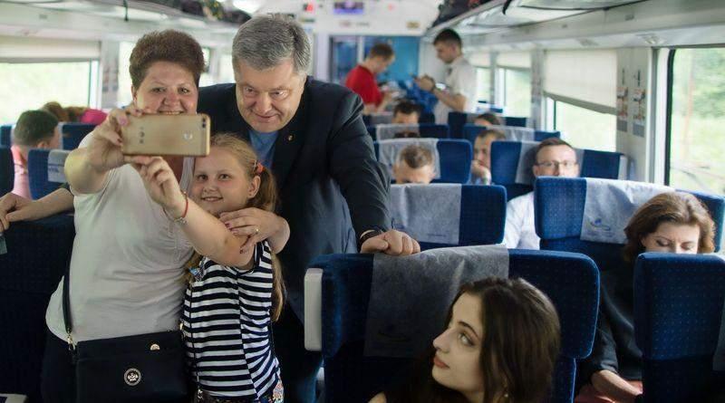Петро Порошенко дав інтерв'ю інформаційному агентству «Главком» (фото)
