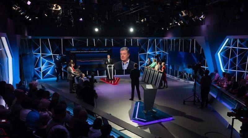 Петро Порошенко в ефірі програми «Свобода слова» на телеканалі ICTV 10.06.2019 (відео)
