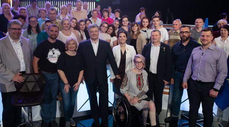 «Політичний спецназ» Петра Порошенка в ефірі «Прямого» 13.06.2019 р. (відео)