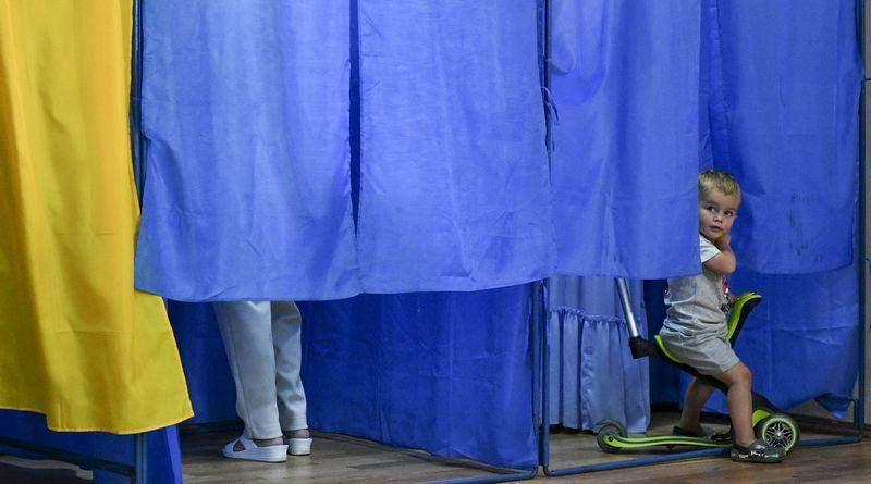 Ми голосуємо за успішну Україну, за шлях в ЄС і НАТО! (фото, відео)