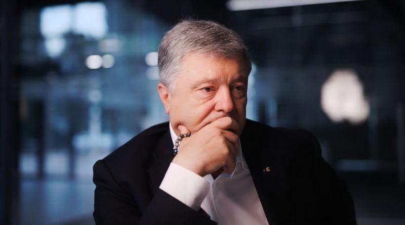 П'ятий президент України Петро Порошенко дав інтерв'ю інтернет-виданню «Українська правда» (фото, відео)