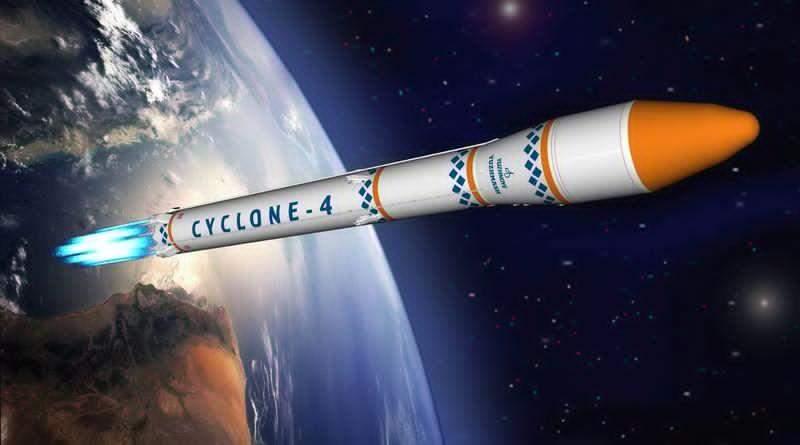 В Україні вперше провели важливі випробування ракети-носія (фото, відео)