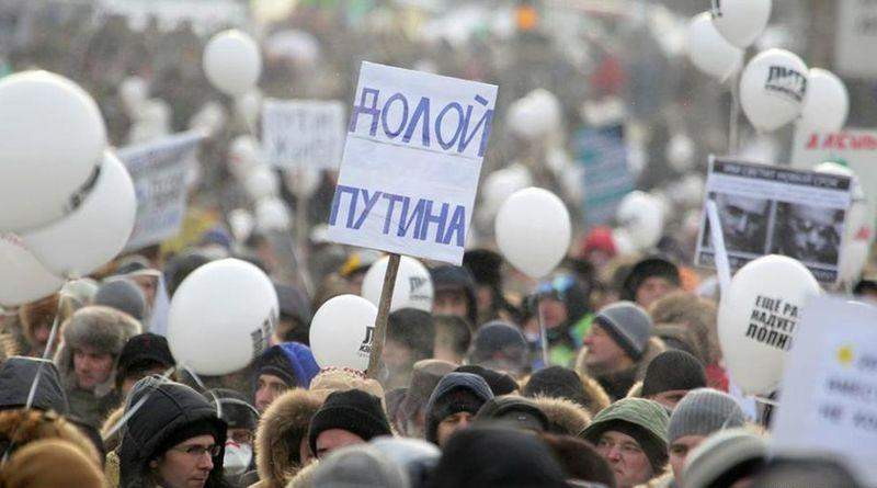 В России Майдан принципиально невозможен