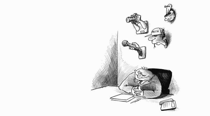 Журналистика – не ветвь власти, а просто профессия