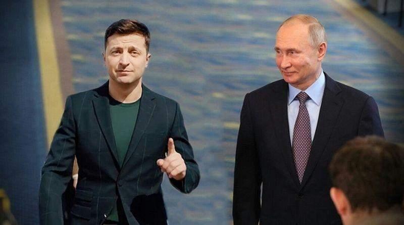 Путін же хоче, а малорос не може відмовити...