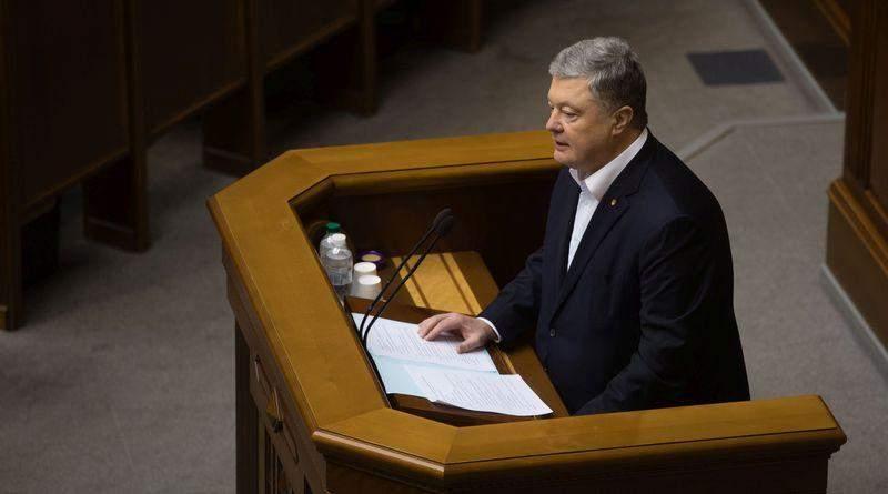 Добровільна відмова від ПДЧ НАТО – це відмова від перспективи України бути в Альянсі – Порошенко (фото, відео)