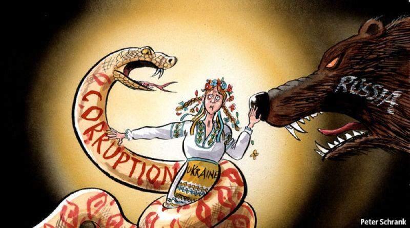 Баєчка про українську корупцію