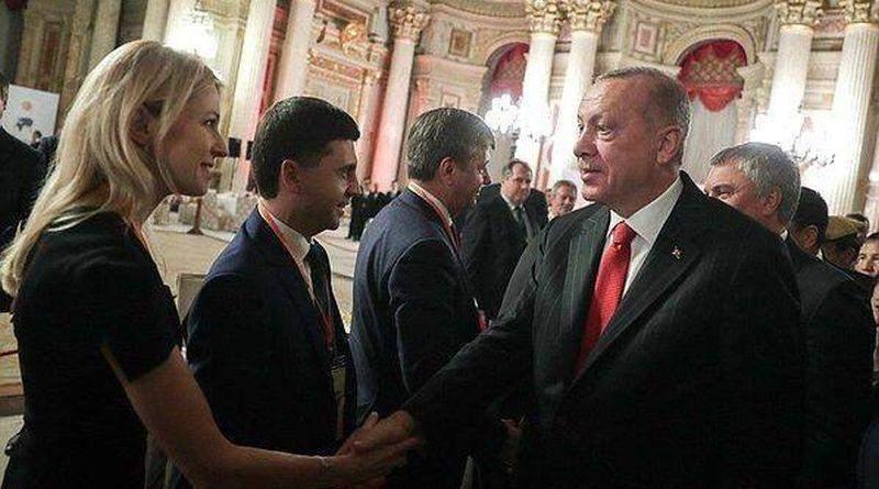 Плювок у відповідь прилетів із Туреччини