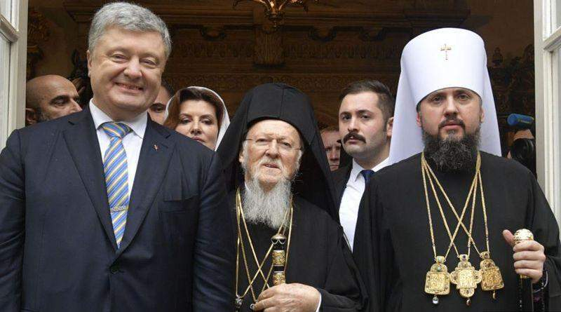 Петро Порошенко привітав рішення Елладськоі церкви про визнання ПЦУ (відео)