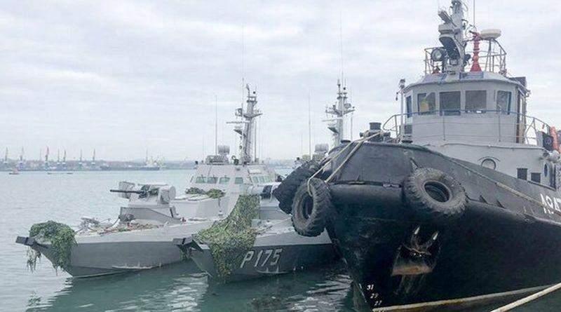 Російські пірати повернули наші кораблі