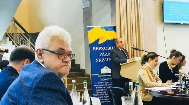 Законопроект щодо пенсій в ОРДЛО – теж капітуляція