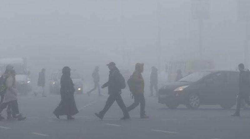 18 листопада у Києві очікується суттєве погіршення погодних умов