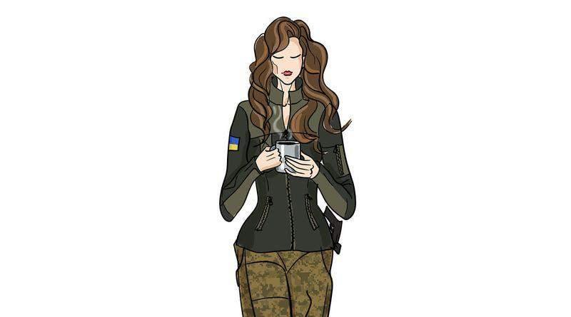 Верочка. Конец 2015 года, зима. Подполковник Марченко