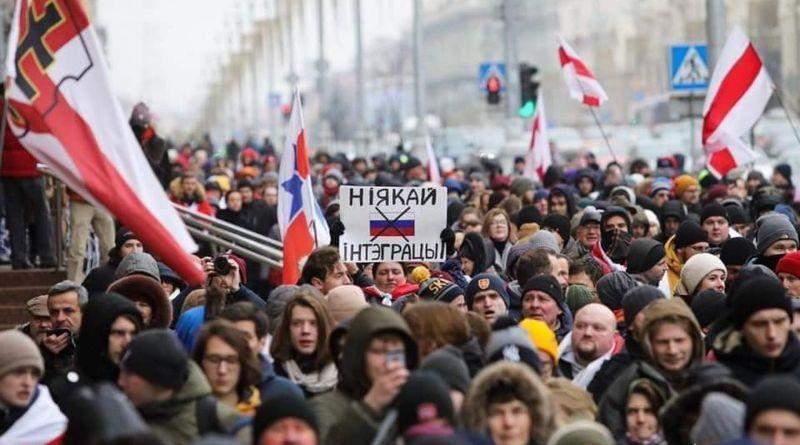 Завтра Білорусь, а післязавтра... Україна?