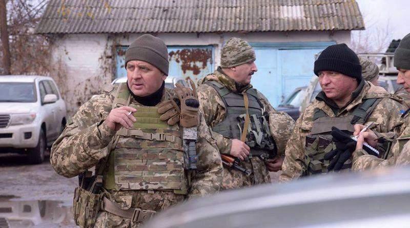 Віктор Муженко: Сучасні загрози стратегічного характеру навколо і всередині України