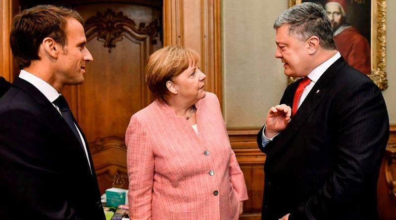 Порошенко дав поради Зеленському перед Нормандським самітом (фото)