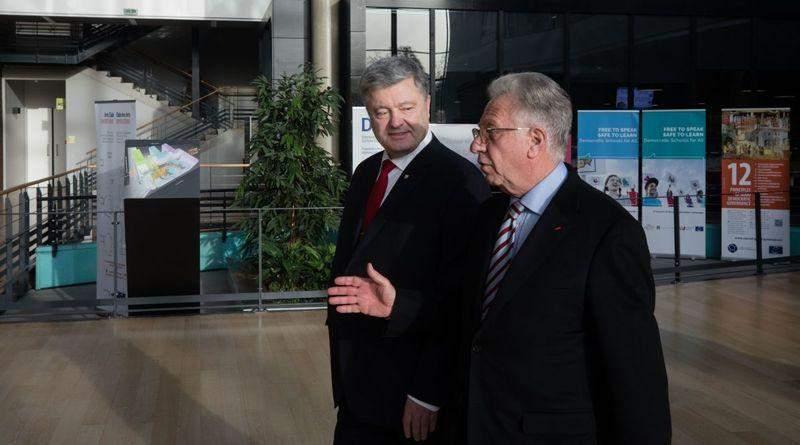 Петро Порошенко зустрівся з головою Венеційської Комісії (фото)