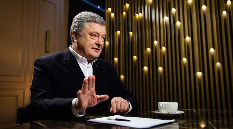 Велике новорічне інтерв'ю Петра Порошенка «Прямому» (фото, відео)