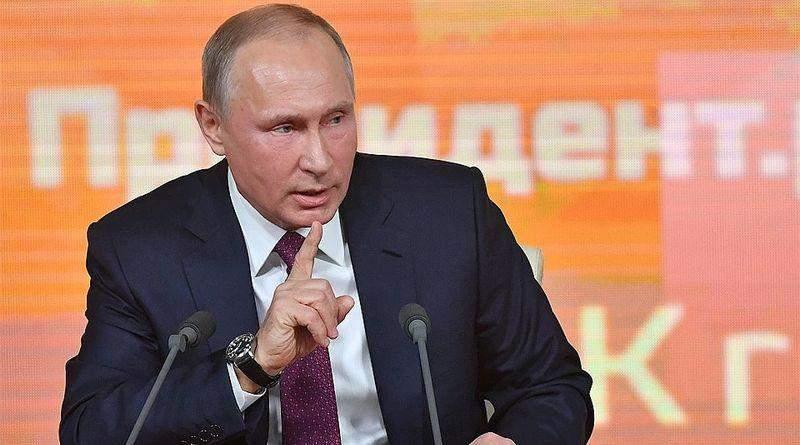 Путін говорить мовою імперії