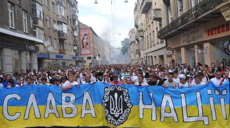 То хто ж справжні фашисти у степах України?