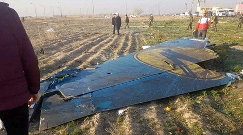 Щодо катастрофи пасажирського літака авіакомпанії МАУ 08.01.2020 (списки загиблих, брифінг, відео)