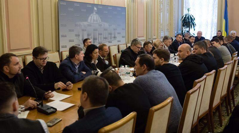 Депутати з «Європейської Солідарності» зустрілися з родинами Героїв Небесної Сотні (фото, відео)