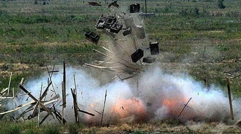 Україна створює вогнемет із прицільною дальністю пострілу до 1500 метрів