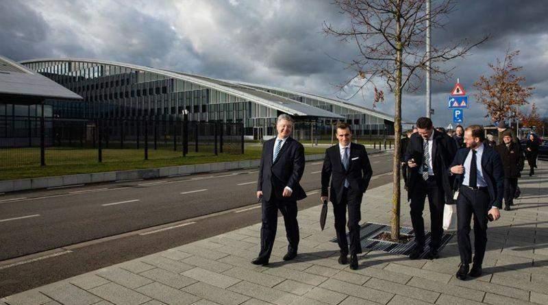 Робочий візит Петра Порошенка до Брюсселя. День другий (фото, відео)