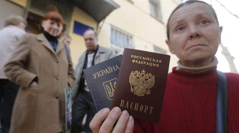 Две пенсии. Два паспорта. Два названия для улицы. Да и какая разница-то?