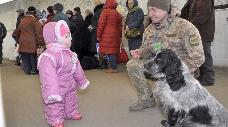 Змінено порядок перетинання лінії розмежування з ТОТ у Донецькій та Луганській областях