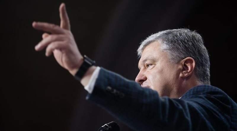 Порох сам не сдался и не собирается сдавать Украину