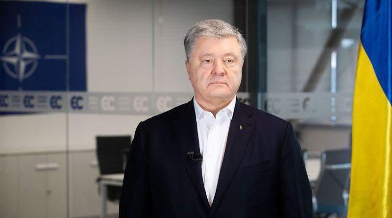 Звернення Петра Порошенко з нагоди річниці закріплення у Конституції України курсу на ЄС та НАТО (відео)