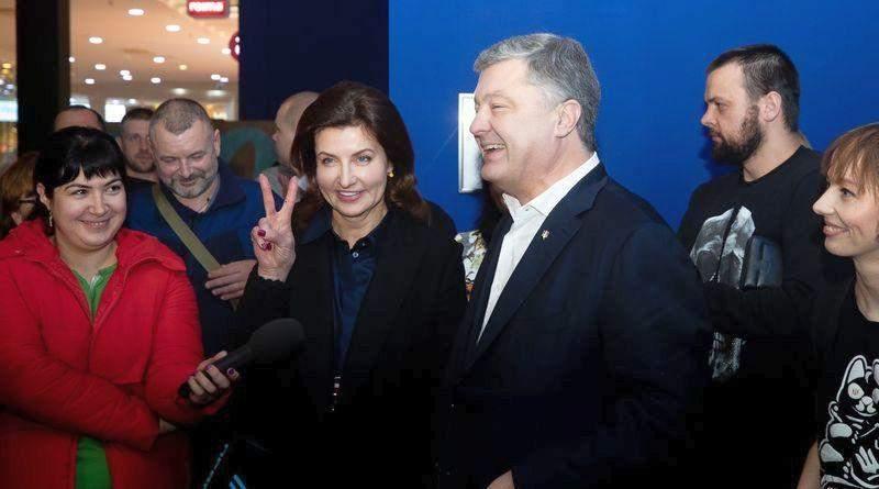 Петро Порошенко: Фільм «Наші котики» про тих, хто ніколи не зрадить Україну (фото, відео)
